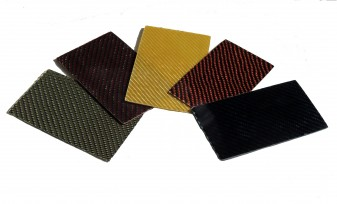 Color Carbon Samples